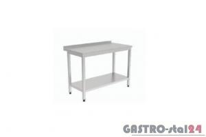 Stół do pracy z półką GT 3103 wym. 1400x700x850