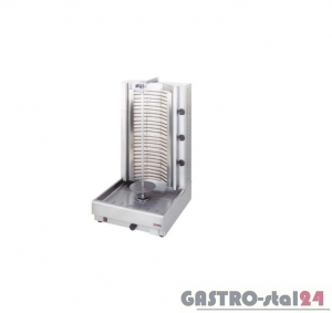 Kebab - grill elektryczny DE-2 A