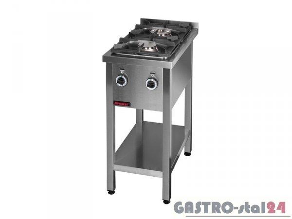 Kuchnia gazowa 2-palnikowa 000.KG-2L