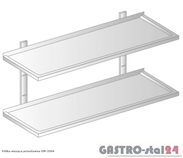 Półka wisząca przestawna DM 3504 szerokość: 400 mm  (600x400x700)