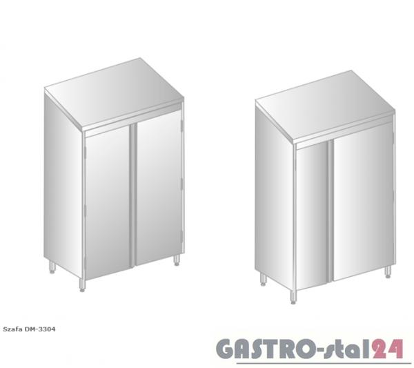 Szafa magazynowa DM 3304 szerokość: 600 mm  (1000x600x2000)