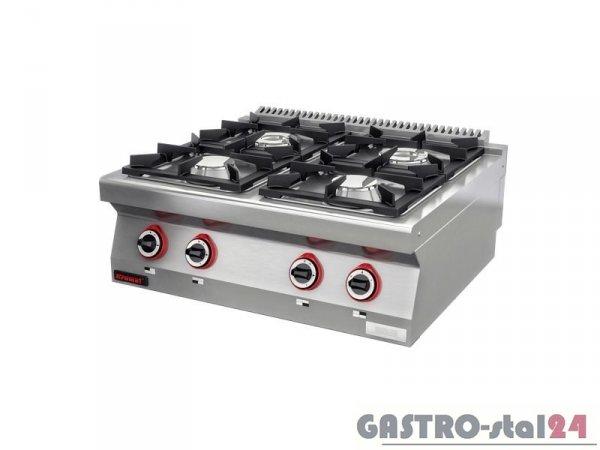 Kuchnia gazowa 4-palniki 700.KG-4 800x700x280