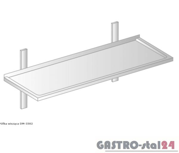 Półka wisząca DM 3502 szerokość: 300 mm  (600x300x250)