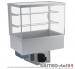 Witryna chłodnicza prosta zamknięta DM-94951.4 wym. 1420x714x1429mm