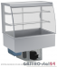 Witryna chłodnicza zamknięta DM-94950.5 wym. 1745x614x1429mm