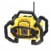Radio budowlane z funkcją ładowania akumulatorów Stanley FMCR001B FM/AM 18V