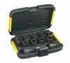 17 elementowy zestaw nasadek udarowych + adapter DeWalt DT7506