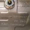 Agregat prądotwórczy benzyna K&S KS10000E-3 230V / 400V/12 V 3-fazowy 8 kW