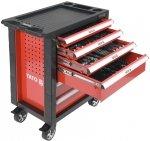 Wózek narzędziowy Yato z zestawem narzędzi 177 cz. YT-55300