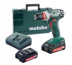 Wkrętarka akumulatorowa Metabo BS 18 Quick 18V 2,0Ah 602217500