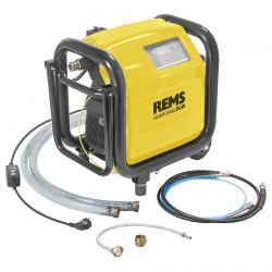Elektroniczna jednostka do płukania i prób ciśnieniowych REMS Multi Push n SL set 115610