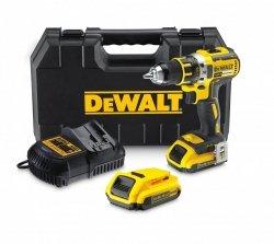Kompaktowa wiertarko-wkrętarka DeWALT DCD732D2 14,4 V