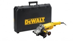 Szlifierka katowa DeWalt DWE492K 230mm 2200W, kufer