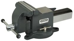 Imadło ślusarskie Stanley Maxsteel  obrotowe HD  125mm