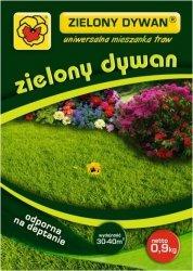 Trawa uniwersalna zielony dywan Bratek 5kg