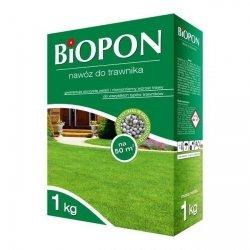 Nawóz wieloskładnikowy do trawnika BIOPON 1kg