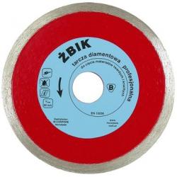 Profesjonalna tarcza diamentowa ŻBIK 200mm