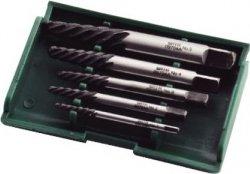 Zestaw 5 szt. wykrętaków do urwanych śrub SATA 09704A