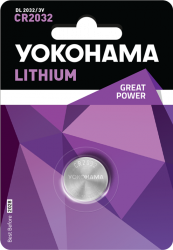 Bateria litowa Yokohama CR2032 1szt.