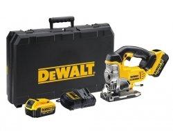 Akumulatorowa wyrzynarka DeWALT DCS331M2 18V 2x 4,0Ah