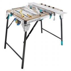 Stół maszynowo-roboczy Wolfcraft Master Cut 2500 PRO, 2 płyty WF6902300