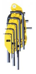 Zestaw imbusów kluczy sześciokątnych calowych Stanley 8szt. 0-69-252
