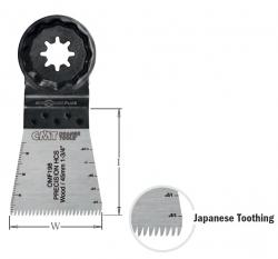Brzeszczot oscylacyjny 45 mm CMT STARLOCK PLUS OMF198-X50 - 50 szt