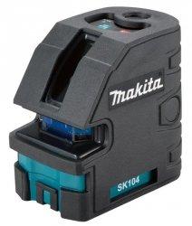 Laser liniowo krzyżowy Makita SK104Z