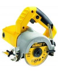 Ręczna przecinarka do płytek ceramicznych DeWALT DWC410 do cięcia na mokro 1300 W 110 mm