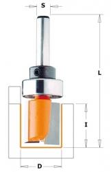 Frez CMT 16 mm 911.160.11B HM D=16 I=20 S=8 + górne łożysko
