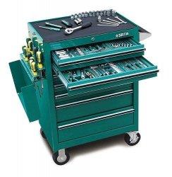 Wózek narzędziowy SATA 299 narzędzi 95107-2