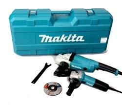Zestaw COMBO Makita DK0053 Szlifierka GA9020 + Szlifierka 9558HNR