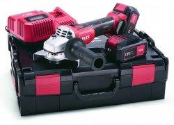 Akumulatorowa szlifierka kątowa Flex L 125 18.0-EC 18V 125mm 417947