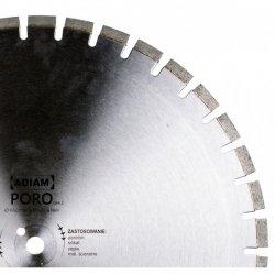 Tarcza diamentowa ADIAM PORO Ø700x60,0-25,4 mm 102016