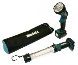 Zestaw latarek akumulatorowych Makita BML01S
