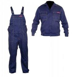 Ubranie robocze kpl. Lahti Pro LPQK76 Ogrodniczki + Bluza