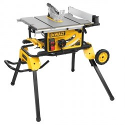Pilarka stołowa DeWALT DWE7492 2000W 250mm + wózek transportowy DWE74911