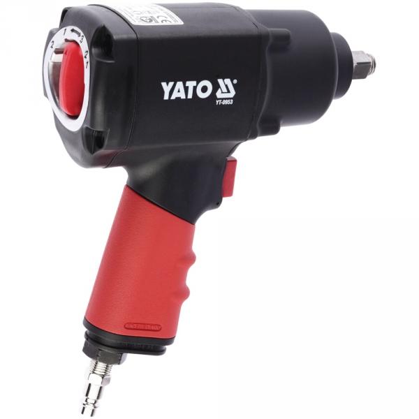Klucz pneumatyczny udarowy YATO 1/2'' kompozytowy 1356Nm YT-0953