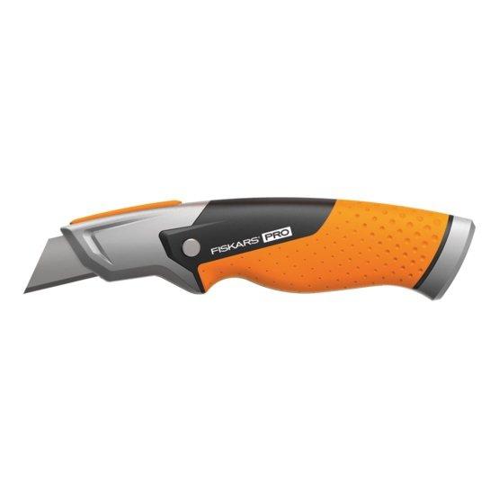Nóż uniwersalny Fiskars PRO CarbonMax™ ze stałym ostrzem 1027222