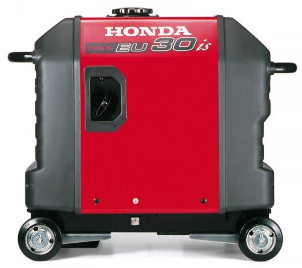 Agregat prądotwórczy HONDA EU30iS 3,0kW 61,2kg 91dB(A)