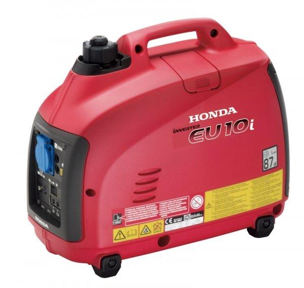 Agregat prądotwórczy HONDA EU10i 1,0kW 87dB(A)