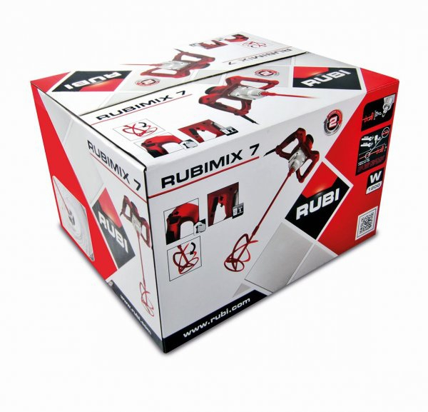Mieszarka RUBIMIX 7  Rubi 1200W (26900)