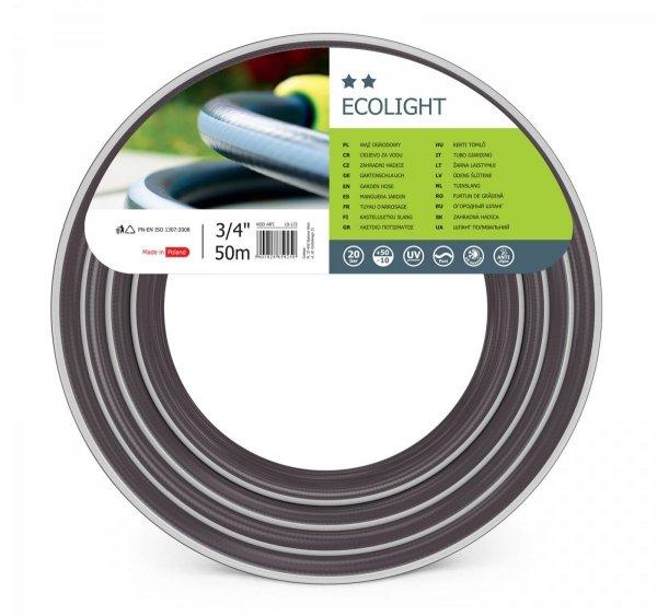 Wąż ogrodowy Cellfast ECOLIGHT 10-172 3/4 cala 50m