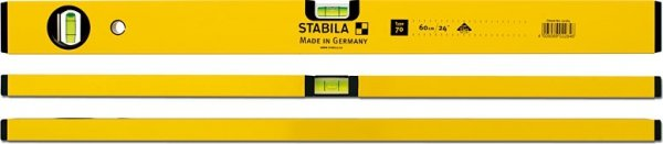 Poziomnica STABILA TYP 70 - 120cm SA02289