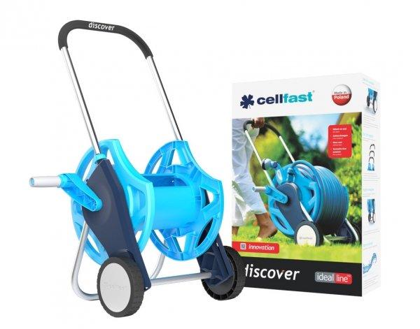 """Wózek na wąż Cellfast DISCOVER 1/2"""" 60m 55-600"""