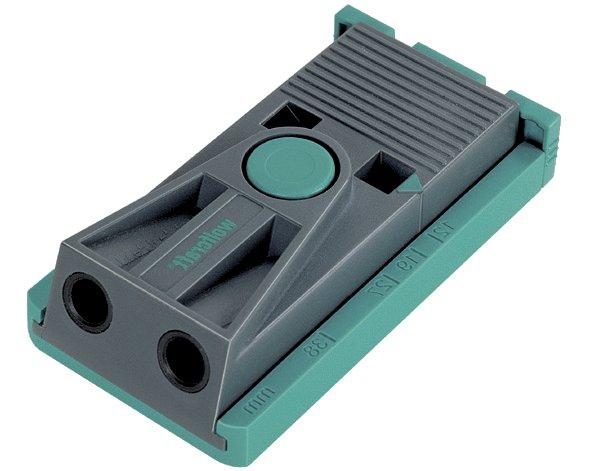 Zestaw do wykonywania niewidocznych połączeń w drewnie Wolfcraft Undercover Jig 4642000