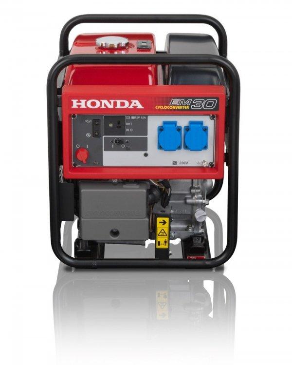 Agregat prądotwórczy Honda EM30 3,0kW 96dB(A)