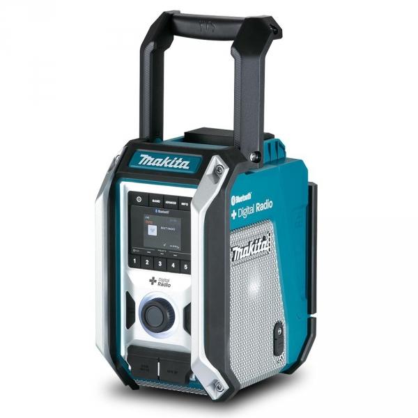 Akumulatorowy odbiornik radiowy Makita DMR115 DAB+ Radio