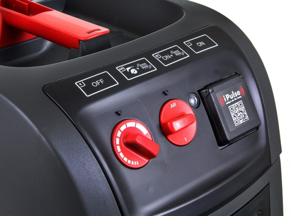 Odkurzacz przemysłowy Starmix iPulse L-1635 TOP EWS SX018621 + STM02 + bohrfixx