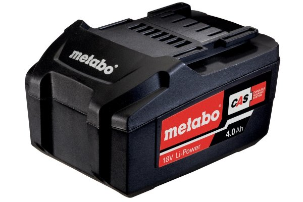 Akumulator Metabo Li-Ion 18V 4,0Ah 625591000